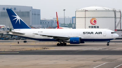 OY-SRO - Boeing 767-25E(BDSF) - Star Air