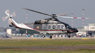 A9C-HIA - Agusta-Westland AW-139 - Bahrain - Royal Flight