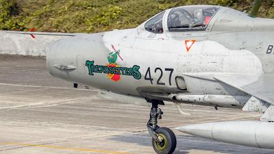 1427 - Chengdu F-7MB - Bangladesh - Air Force