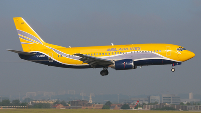 F-GFUF - Boeing 737-3B3 - ASL Airlines