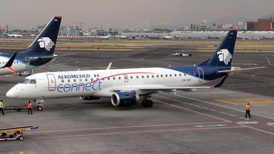 XA-ACI - Embraer 190-100LR - Aeroméxico Connect