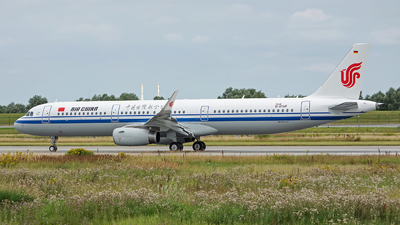 D-AYAF - Airbus A321-232 - Air China