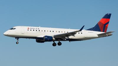 A picture of N617CZ - Embraer E175LR - [17000210] - © Joshua Coronel