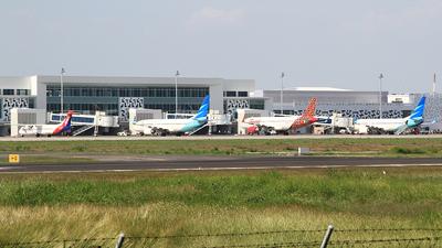 WAHS - Airport - Ramp