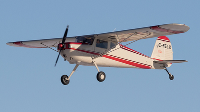 C-FELX - Cessna 140 - Private