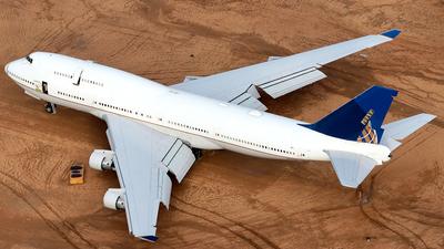 N199UA - Boeing 747-422 - Untitled