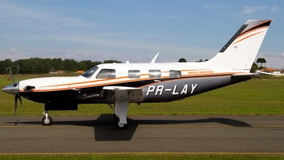 PR-LAY - Piper PA-46-500TP Meridian - Private