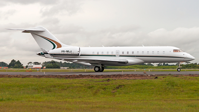 PR-MLJ - Bombardier BD-700-1A10 Global Express XRS - Private