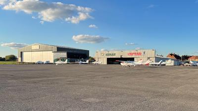 EGGP - Airport - Ramp