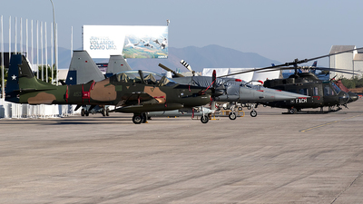 453 - Embraer A-29B Super Tucano - Chile - Air Force