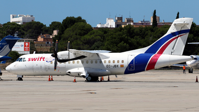 EC-JBX - ATR 42-300 - Swiftair