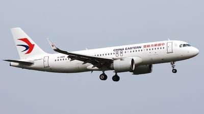 B-30DK - Airbus A320-251N - China Eastern Airlines