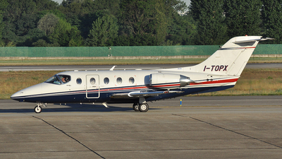I-TOPX - Hawker Beechcraft 400XP - TopJet Executive