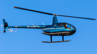 N728PG - Robinson R44 Clipper - Private