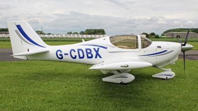 G-CDBX - Europa XS - Private