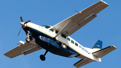 HP-1812PS - Cessna 208B Grand Caravan - Private
