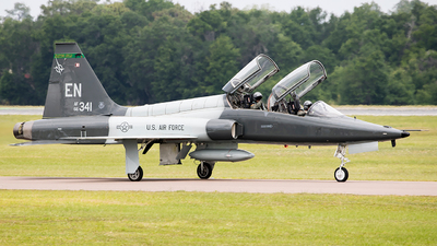 66-4341 - Northrop T-38A Talon - United States - US Air Force (USAF)