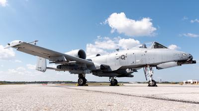 78-0692 - Fairchild A-10C Thunderbolt II - United States - US Air Force (USAF)