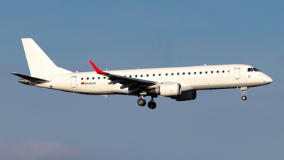 D-ACJJ - Embraer 190-100LR - German Airways