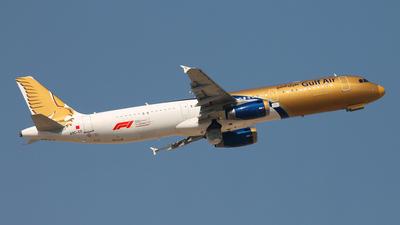 A9C-CC - Airbus A321-231 - Gulf Air