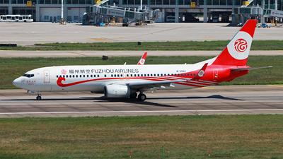 B-5503 - Boeing 737-84P - Fuzhou Airlines