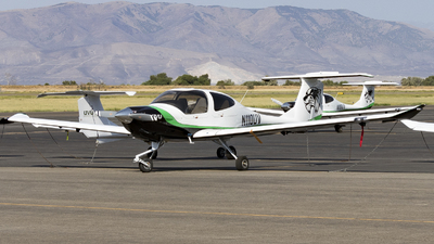 N110UV - Diamond DA-40 Diamond Star - Utah Valley University