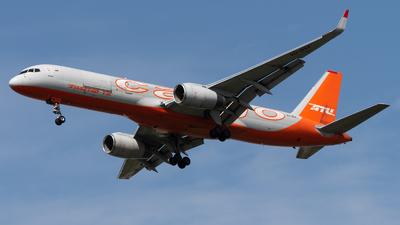 VQ-BKK - Boeing 757-223(SF) - Aviastar-Tu Air Company