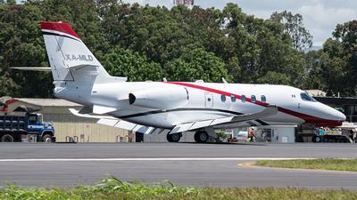 XA-MLD - Cessna Citation Latitude - Private