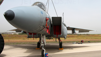552 - McDonnell Douglas F-15D Baz - Israel - Air Force