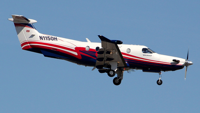 N1150H - Pilatus PC-12/47E - Private