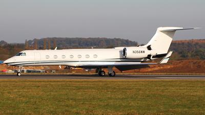N356WW - Gulfstream G550 - Private