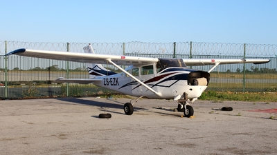 ZS-EZK - Cessna 206H Stationair - Private