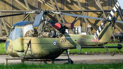 XT617 - Westland Scout AH.1 - United Kingdom - Army Air Corps