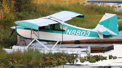 N8803 - Bellanca 7GCBC Citabria - Private