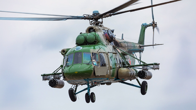 RF-90813 - Mil Mi-8MT Hip - Russia - Air Force