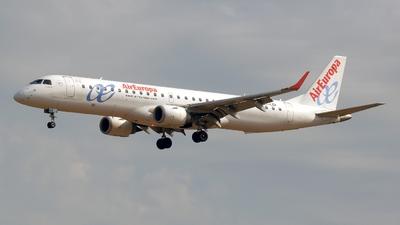 EC-LEK - Embraer 190-200LR - Air Europa