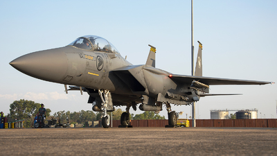 8303 - Boeing F-15SG Strike Eagle - Singapore - Air Force