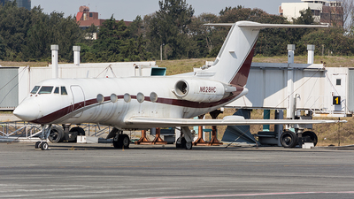 N628HC - Gulfstream G-II - Private