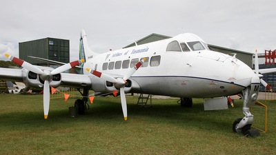 VH-KAM - De Havilland DH-114 Heron - Airlines of Tasmania