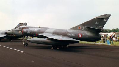 23 - Dassault Super Étendard - France - Navy