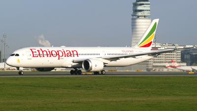 ET-AYC - Boeing 787-9 Dreamliner - Ethiopian Airlines