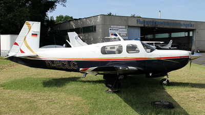 D-ECLC - Mooney M20K-231 - Private