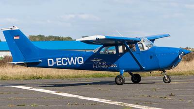 D-ECWQ - Reims-Cessna F172M Skyhawk - Air Hamburg