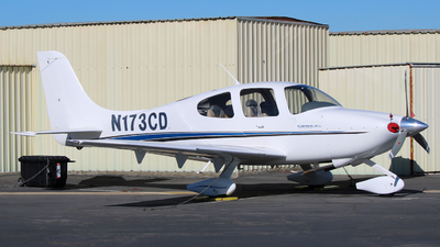 N173CD - Cirrus SR20 - Private