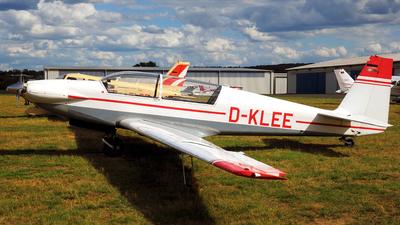 D-KLEE - Sportavia-Putzer RF-5B Sperber - Fluggruppe DLR Braunschweig