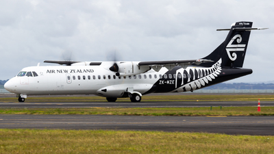ZK-MZE - ATR 72-212A(600) - Air New Zealand