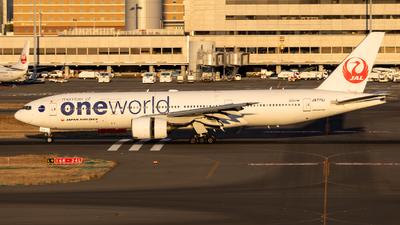 JA771J - Boeing 777-246 - Japan Airlines (JAL)
