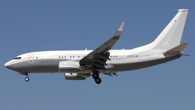 N1TS - Boeing 737-7JY(BBJ) - Private