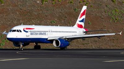 G-GATH - Airbus A320-232 - British Airways