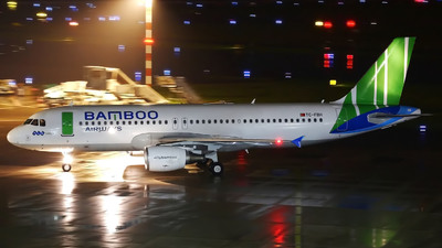 TC-FBH - Airbus A320-214 - Bamboo Airways (Freebird Airlines)